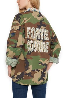 FORTE COUTURE 'gunny' jacket