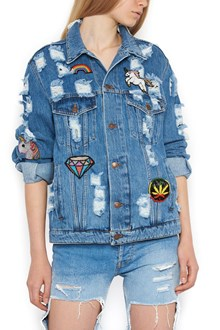 FORTE COUTURE patches jacket