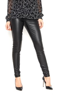 MICHAEL MICHAEL KORS eco leather leggings