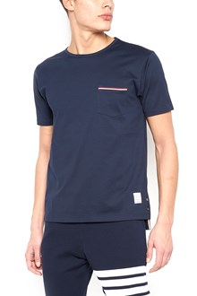 THOM BROWNE t-shirt with pocket