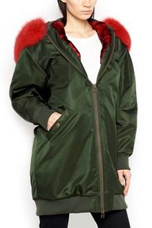 MR & MRS ITALY oversize bomber jacket