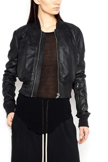 RICK OWENS 'ribwaist' bomber jacket