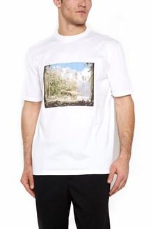 LANVIN Dinosaurs jaquard printed t-shirt