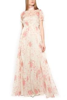 VALENTINO 'ried 1972' long dress