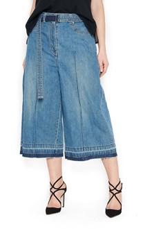 SACAI culottes jeans