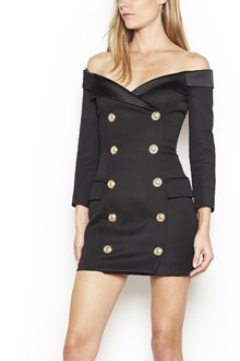 BALMAIN double breast dress