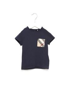 BURBERRY t-shirt taschino check