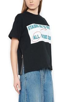 SACAI 'all in' t-shirt