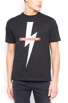 NEIL BARRETT 'flash' t-shirt