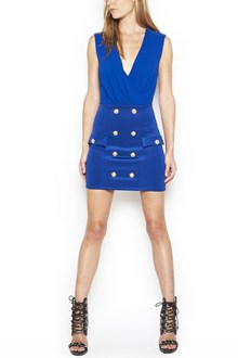 BALMAIN v-neck dress