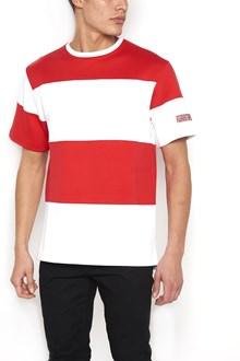CALVIN KLEIN 205 W39 NYC horizontal stripes t-shirt