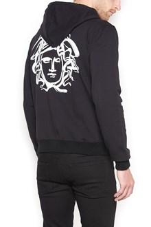 VERSACE hoodie with back medusa