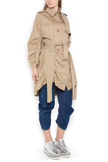 STELLA MCCARTNEY draped trench