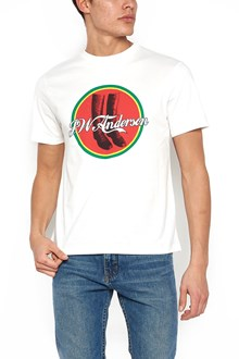 J.W.ANDERSON 'cola boots' t-shirt