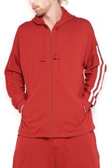 Y-3 3 stripe hoodie
