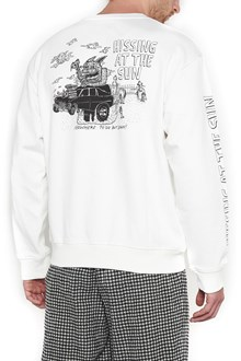 McQ ALEXANDER McQUEEN 'hissing at the sun' sweatshirt