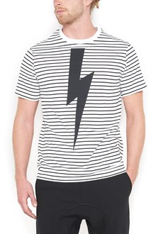 NEIL BARRETT 'thunderbolt' t-shirt