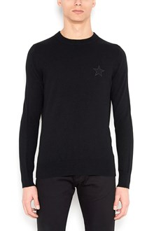 GIVENCHY patch star sweater