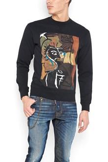 DSQUARED2 'basquiat' sweatshirt