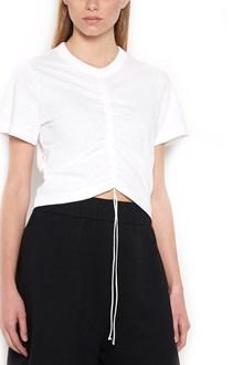 T by ALEXANDER WANG 'high waist' t-shirt