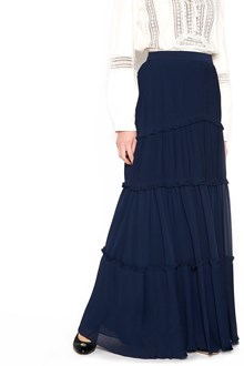TORY BURCH 'stella' long skirt
