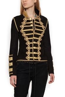 JESSIE WESTERN military jacket