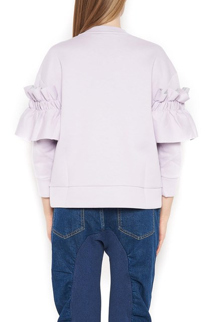 STELLA MCCARTNEY rouge sweatshirt
