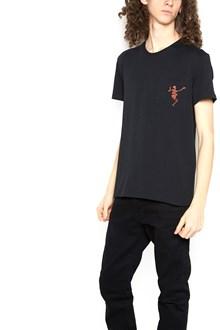 ALEXANDER MCQUEEN 'skeleton' t-shirt