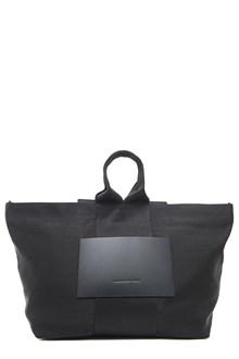 ALEXANDER WANG shopping bag satin