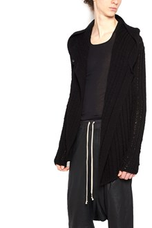 RICK OWENS cardigan with one buttons