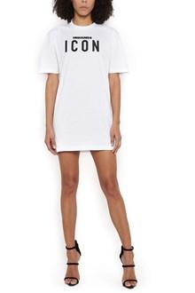 DSQUARED2 'icon' oversize t-shirt
