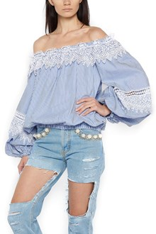 FORTE COUTURE lace blouse
