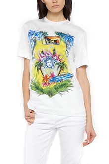 VERSACE 'palme' t-shirt