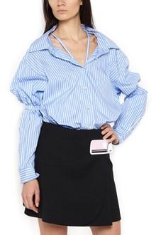 PRADA elastic sleeves shirt