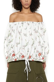MARQUES ALMEIDA embroidered top