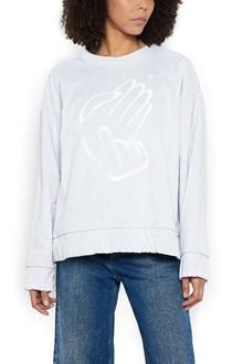 MM6 BY MAISON MARGIELA sweatshirt to break