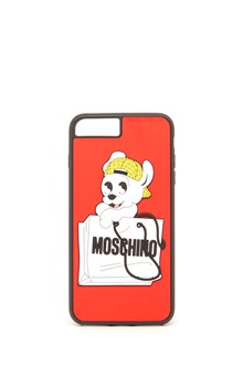 MOSCHINO 'pudgy' i-phone 7 plus case