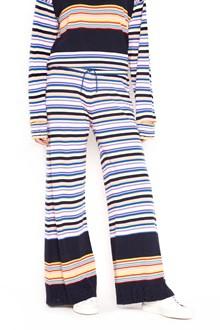 BARRIE 'good vibes' wide leg pants