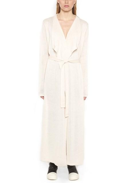 RICK OWENS bathrobe cardigan