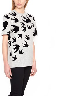 McQ ALEXANDER McQUEEN 'swallows' t-shirt