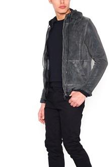 GIORGIO BRATO perforated jacket