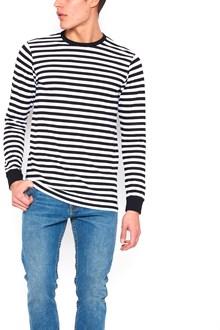 GOLDEN GOOSE DELUXE BRAND stripes t-shirt