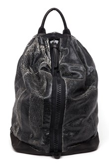GIORGIO BRATO backpack with big central zip