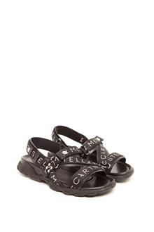 STELLA MCCARTNEY logo sandals