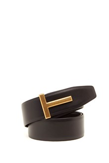 TOM FORD belt with T buckle