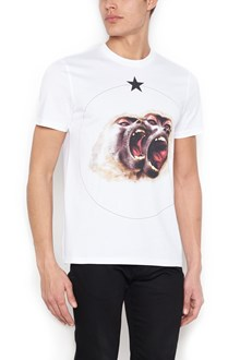 GIVENCHY 'monkey' t-shirt