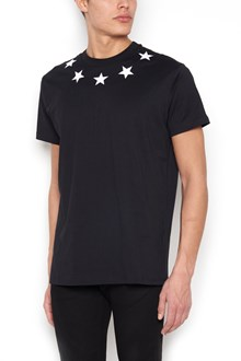 GIVENCHY patch stars t-shirt