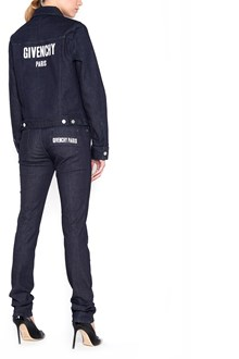 GIVENCHY logo jeans