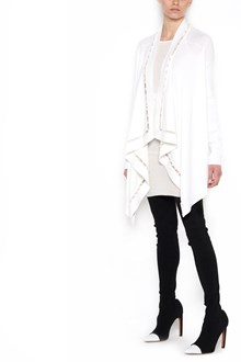 GIVENCHY pearls cardigan