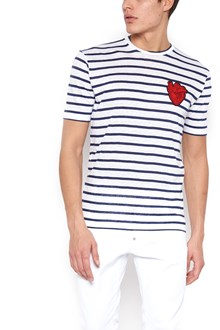DSQUARED2 heart patch t-shirt
